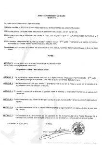 thumbnail of Arrêté Permament n° 2014 70 Cloudis H Martin