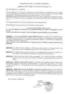 thumbnail of Arrêté Permament n° 2016 113 Eglise écluse zone 30