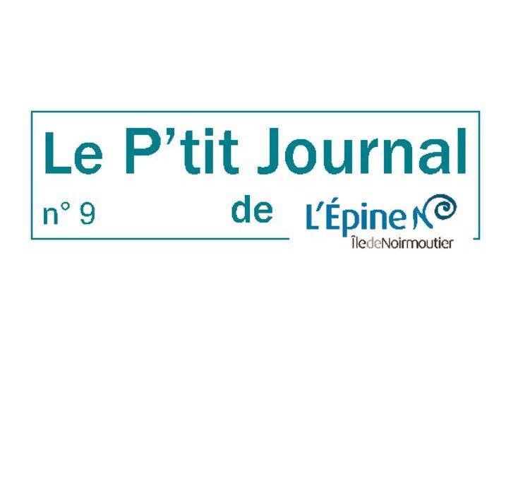 P'TIT JOURNAL N° 9