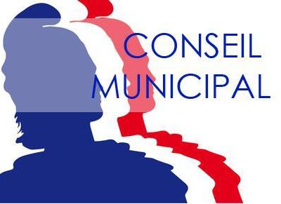 REUNION DE CONSEIL MUNICIPAL