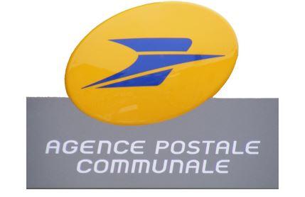 FERMETURE DE L'AGENCE POSTALE COMMUNALE ET DE LA MAIRIE.