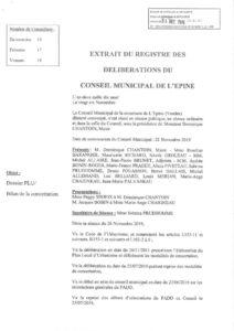 thumbnail of Dossier PLU Bilan de la concertation