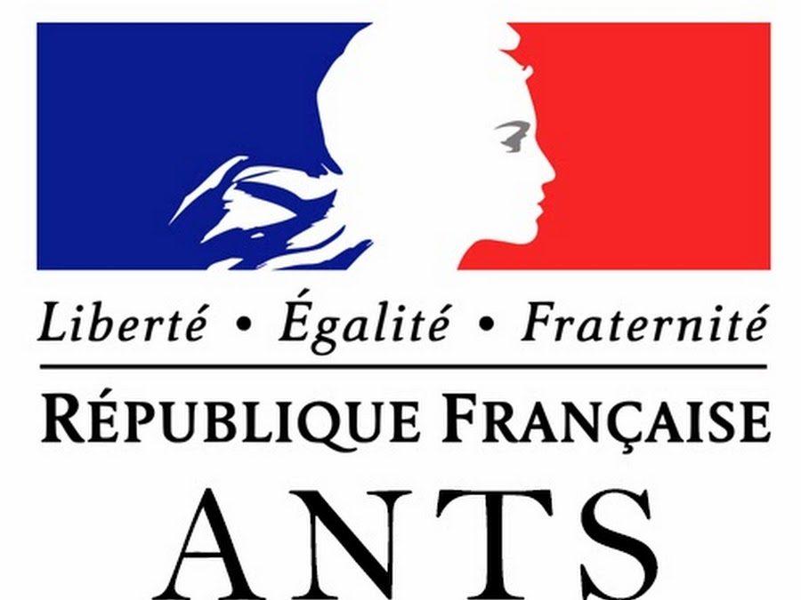 DÉMARCHES ADMINISTRATIVES SUR LE SITE PUBLIC DE L'ANTS