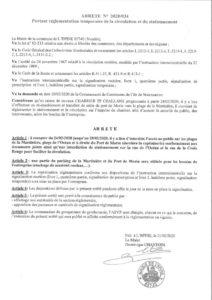thumbnail of Arrêté n° 2020 034