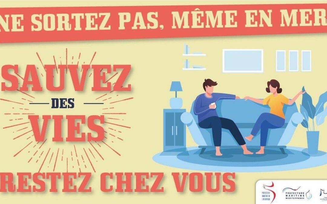 COVID-19 INTERDICTION D'ACTIVITÉS NAUTIQUES