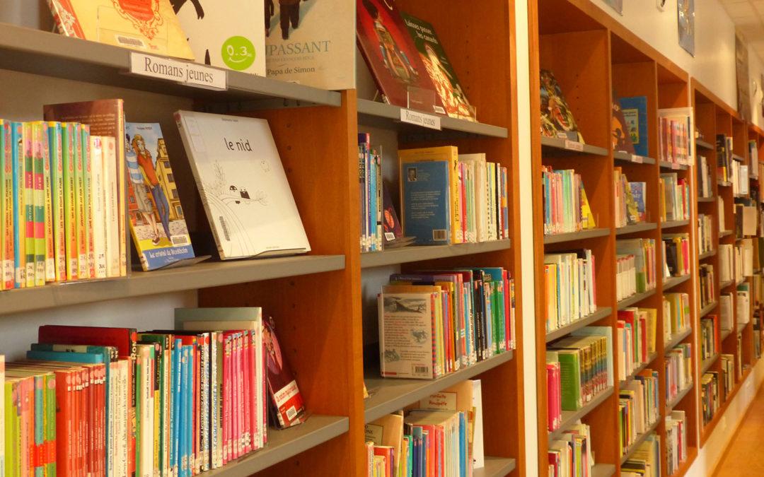 Bibliothèque «Angèle Blanchard»