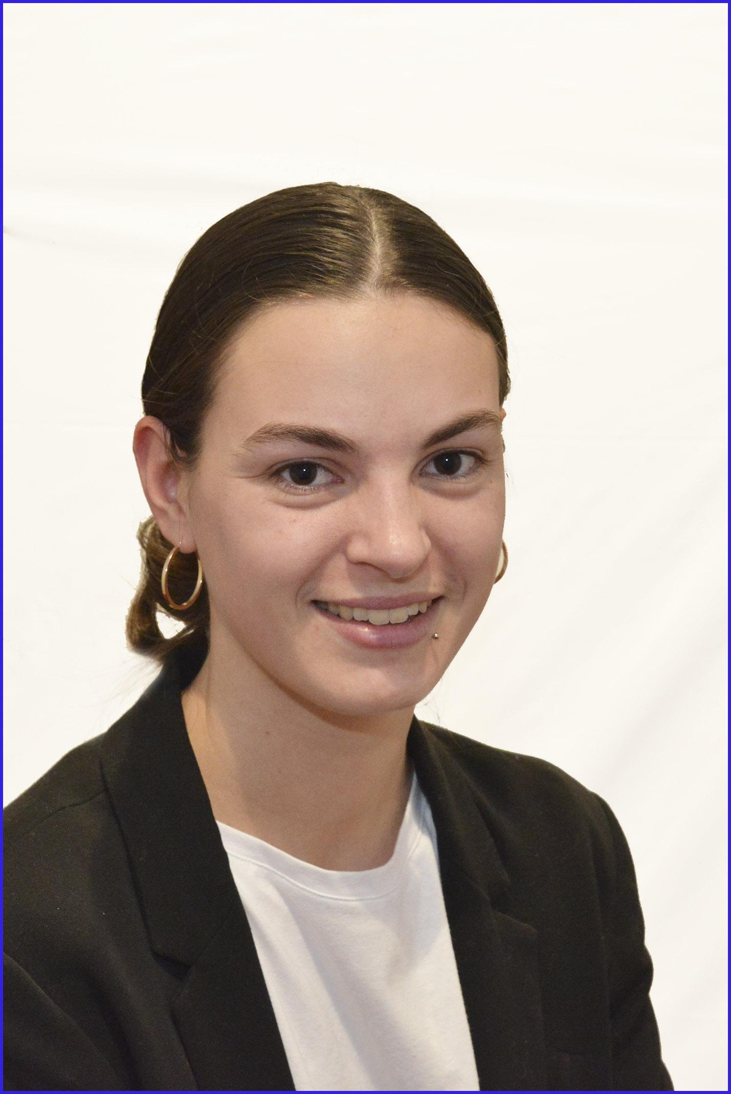 Sarah Corbrejaud