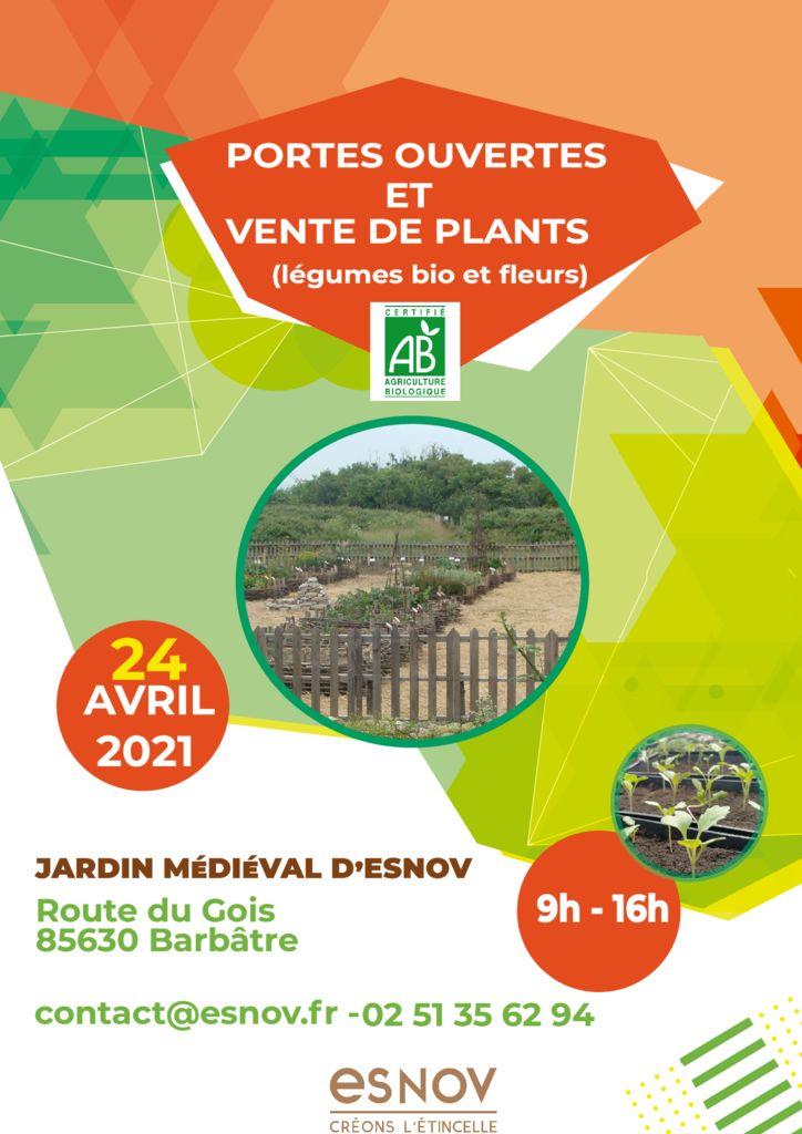 thumbnail of Flyer Jardin Médiéval – Vente de Plants DEF