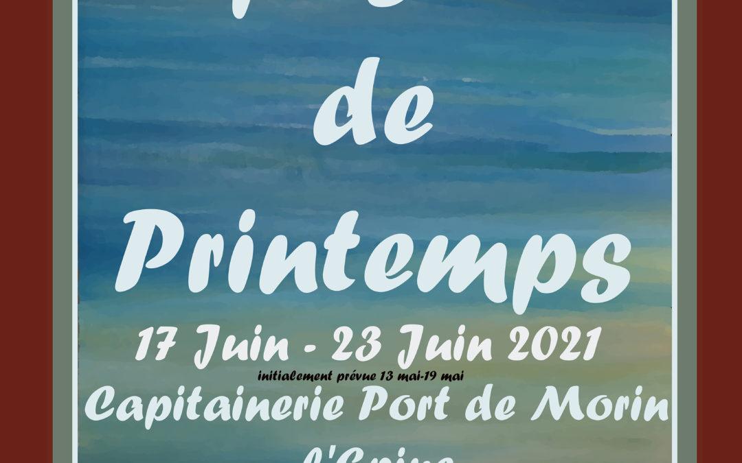 EXPOSITION  DE PRINTEMPS