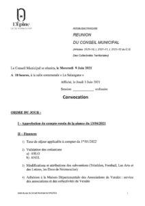 thumbnail of Ordre du jour 09 06 2021